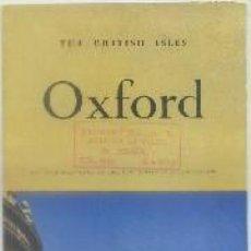 Folletos de turismo: FOLLETO TURISTICO. THE BRITISH ISLES. OXFORD A-FOTUR-0554. Lote 58289823