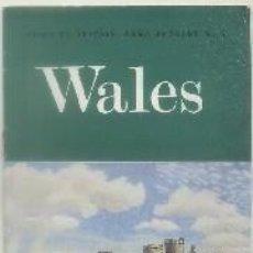 Folletos de turismo: FOLLETO TURISTICO. THE BRITISH ISLES.WALES A-FOTUR-0572. Lote 58291428