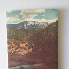 Folletos de turismo: CAZA - COTO NACIONAL DE LAS SIERRAS DE CAZORLA Y SEGURA - FOLETO VARIAS PAG. 1962. Lote 58394364
