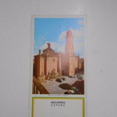 Folletos de turismo: FOLLETO DE NAVARRA. CORELLA. TDK50. Lote 58620809