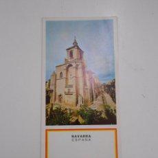 Folletos de turismo: FOLLETO DE NAVARRA. VIANA. TDK50. Lote 58620837