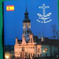 Folletos de turismo: EL LORETO DE PRAGA - 11,5 X 16 - 29 PAGINAS. Lote 62300268
