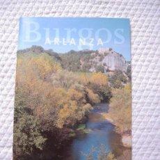 Folletos de turismo: FOLLETO ARLANZA (BURGOS). Lote 64183951