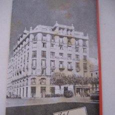 Folletos de turismo: HOTEL KOSMOS. ANTES LARIS. MADRID. FOLLETO PUBLICITARIO. Lote 64671507