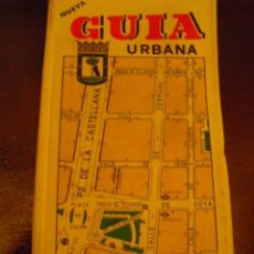 Folletos de turismo: GUIA URBANA MADRID . 1998.99. Lote 65842150