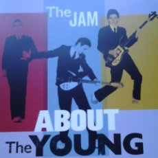 Folletos de turismo: THE JAM ABOUT THE YOUNG IDEA. Lote 65990306