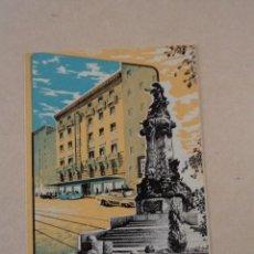 Folletos de turismo: PUBLICIDAD HOTEL ORIENTE - ZARAGOZA. Lote 67303917