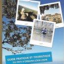 Folletos de turismo: GUIDE PRACTIQUE ET TOURISTIQUE DU PAYS D'ORNANS-LOUE-LISON. FRANCE. EXCURSIONISMO.. Lote 67425841