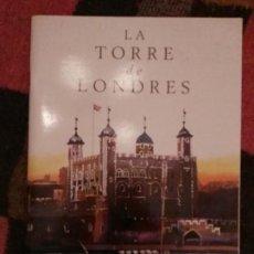 Folletos de turismo: GUÍA DE LA TORRE DE LONDRES EN ESPAÑOL . Lote 68561625