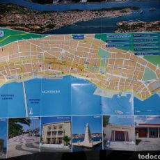 Folletos de turismo: FOLLETO TURISMO ARGOSTOLI-KEFALONIA-GRECIA. Lote 71357495