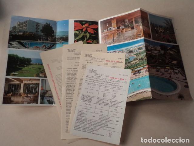 Folletos de turismo: ISLAS CANARIAS - HOTEL TIGAIGA (TENERIFE) - Foto 2 - 71556183