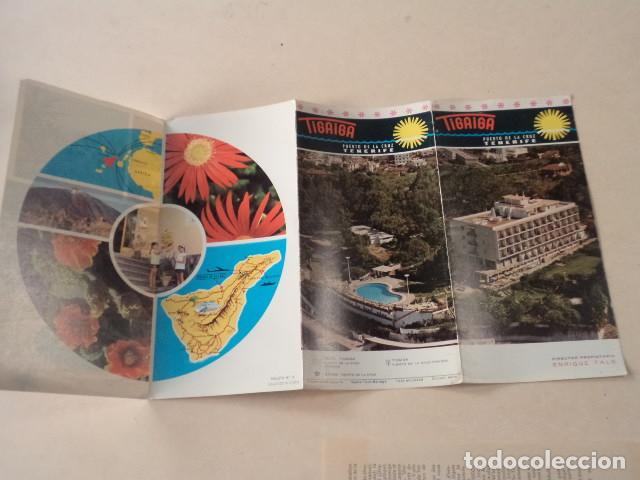 Folletos de turismo: ISLAS CANARIAS - HOTEL TIGAIGA (TENERIFE) - Foto 3 - 71556183