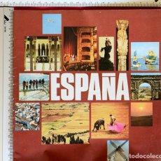 Folletos de turismo: FOLLETO TURISMO ESPAÑA AÑO 1974 24X24 CM 12 PAGINAS. Lote 76283923
