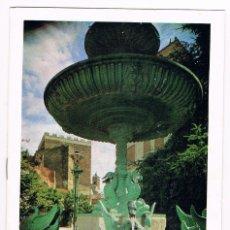 Folletos de turismo: REQUENA - 1969 - FIESTA DE LA VENDIMIA. Lote 78404393