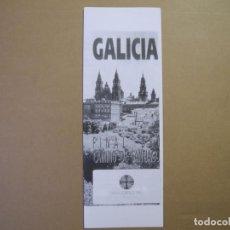 Folletos de turismo: GALICIA FINAL DEL CAMINO DE SANTIAGO. XACOBEO 99. FOTOCOPIA ORIGINAL.. Lote 85556656