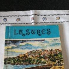Folletos de turismo: 56-LASTRES, FIESTAS DE SAN ROQUE, 1977. Lote 85831396