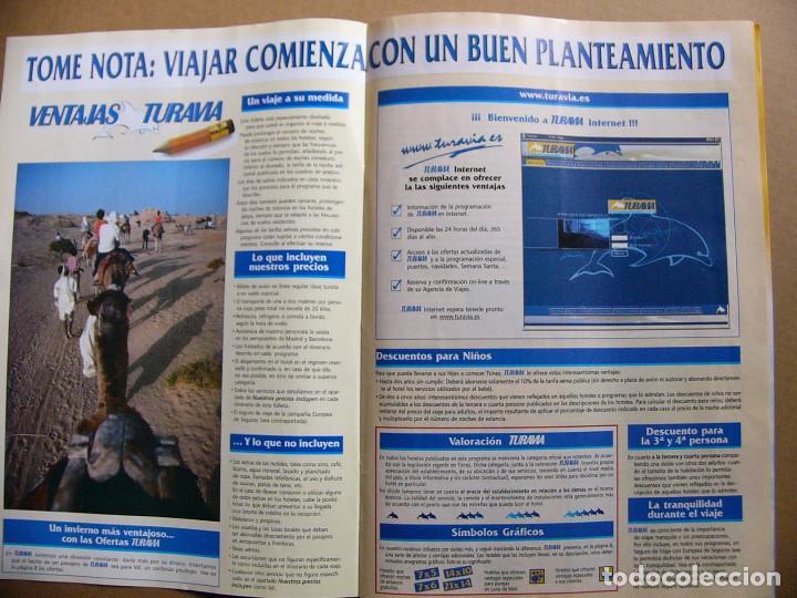 Folletos de turismo: Guia turistica de viaje de Tunez - Turismo excursiones hoteles playas Turavia - Foto 2 - 88917416