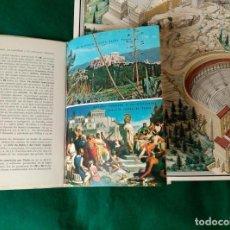 Folletos de turismo: EXCLUSIVA GUIA Y PLANO DE LA AKROPOLIS DE ATENAS (VER FOTOGRAFIAS). Lote 93649015