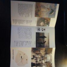 Folletos de turismo: MUSEO DE ORSAY. FOLLETO. Lote 95104659
