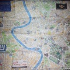 Folletos de turismo: MAPA DE ROMA. Lote 95548988