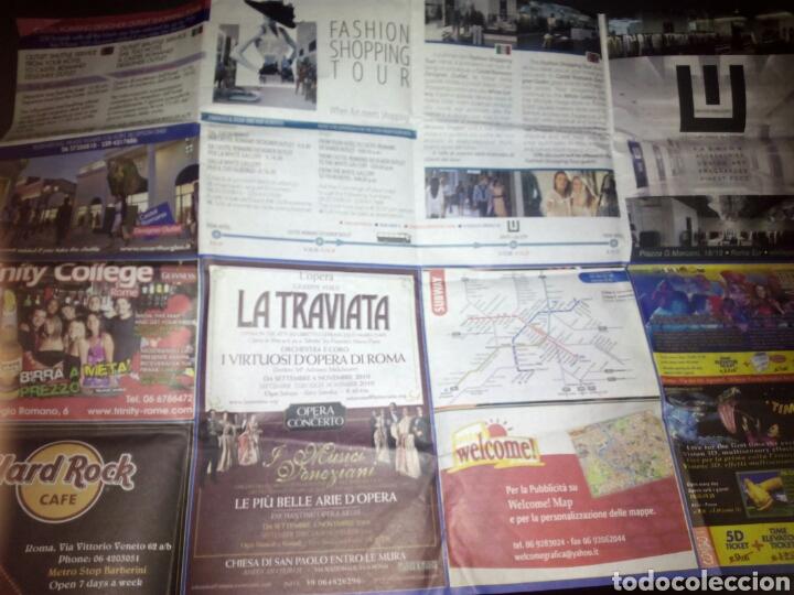 Folletos de turismo: MAPA DE ROMA - Foto 2 - 95548988