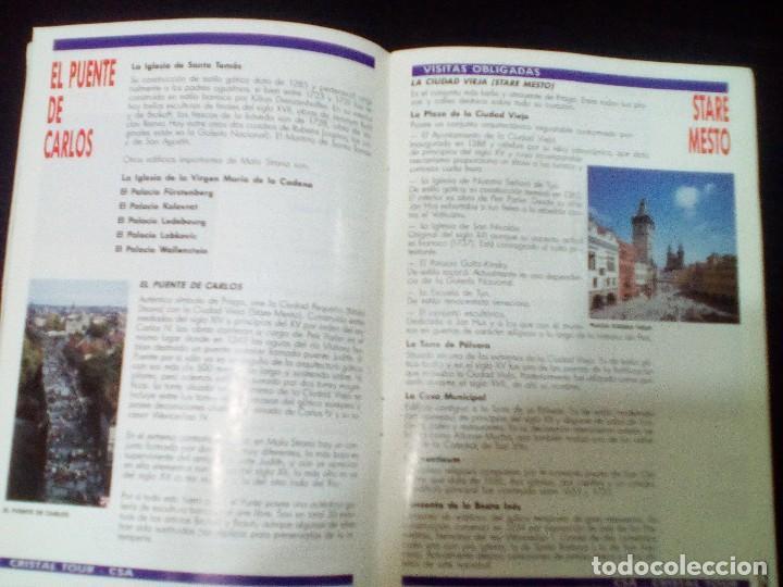 Folletos de turismo: CHECOSLOVAQUIA, TURISMO EN 1992 - Foto 2 - 99315411