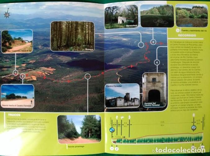 Folletos de turismo: 3 DIPTICOS CON LUGARES DE INTERES EN LA PROVINCIA DE LEON - LOS ANCARES - RIOCAMBA - LAS MEDULAS - Foto 5 - 100027367