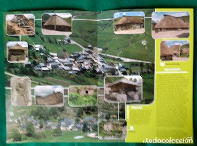 Folletos de turismo: 3 DIPTICOS CON LUGARES DE INTERES EN LA PROVINCIA DE LEON - LOS ANCARES - RIOCAMBA - LAS MEDULAS - Foto 7 - 100027367