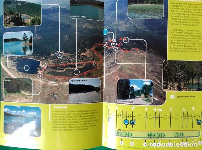 Folletos de turismo: 3 DIPTICOS CON LUGARES DE INTERES EN LA PROVINCIA DE BURGOS - NEILA - YECLA - CASCADA DE LAS PISAS - Foto 7 - 100027571