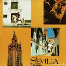 Folletos de turismo: SEVILLA. (A1). Lote 107519087