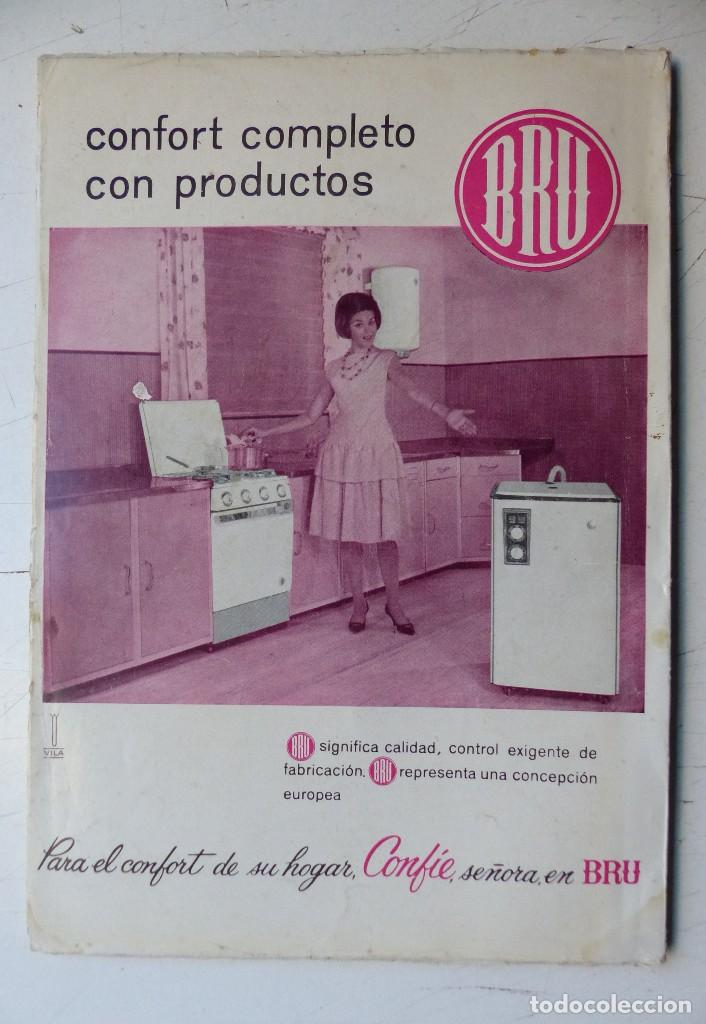 Folletos de turismo: LIBRO FALLERO - AÑO 1963 - FALLAS VALENCIA - Foto 3 - 108898083