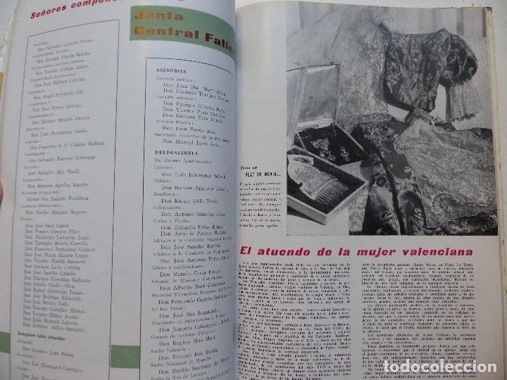 Folletos de turismo: LIBRO FALLERO - AÑO 1963 - FALLAS VALENCIA - Foto 9 - 108898083