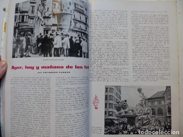 Folletos de turismo: LIBRO FALLERO - AÑO 1963 - FALLAS VALENCIA - Foto 13 - 108898083