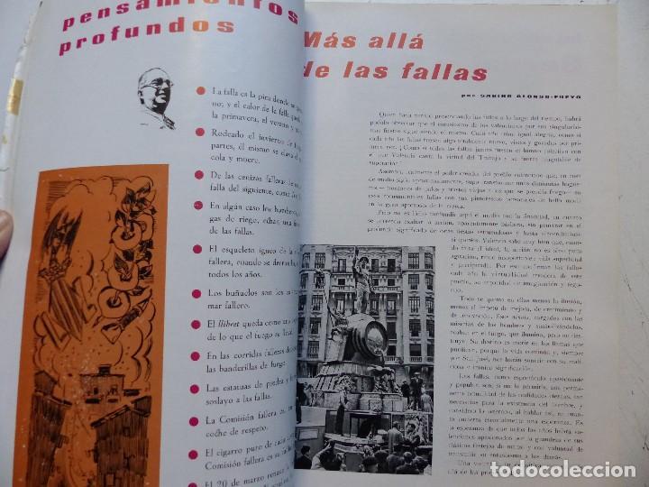 Folletos de turismo: LIBRO FALLERO - AÑO 1963 - FALLAS VALENCIA - Foto 17 - 108898083