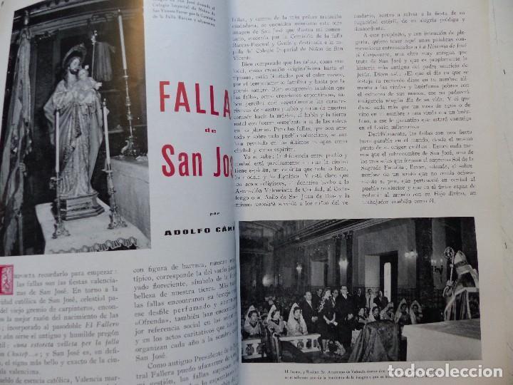 Folletos de turismo: LIBRO FALLERO - AÑO 1963 - FALLAS VALENCIA - Foto 19 - 108898083