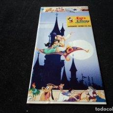 Folletos de turismo: EURO DISNEY 1993. Lote 117368115