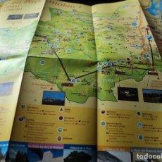 Folletos de turismo: PYRINEES ORIENTALES. Lote 117383567