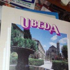 Folletos de turismo: UBEDA. Lote 118526899