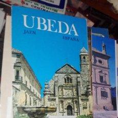 Folletos de turismo: UBEDA. Lote 118526959