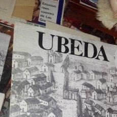 Folletos de turismo: UBEDA . Lote 118526975