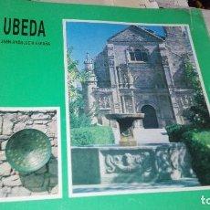 Folletos de turismo: UBEDA. Lote 118527283