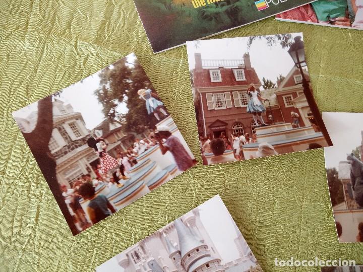 Folletos de turismo: walt disney world magic kingdon,lote de folletos postales y fotos de los años 79/80 - Foto 8 - 118833359