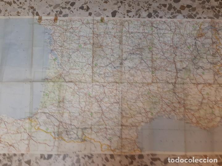 Folletos de turismo: mapa michelin, francia 1950, n 99 - Foto 4 - 120292031
