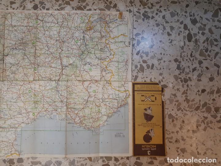 Folletos de turismo: mapa michelin, francia 1950, n 99 - Foto 5 - 120292031