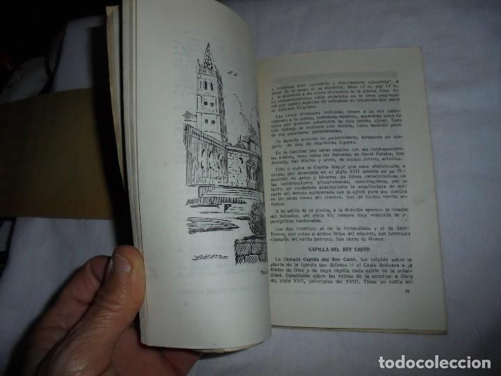 Folletos de turismo: GUIA TURISTICA DE OVIEDO 1950.CONTIENE MAPA - Foto 5 - 120557323