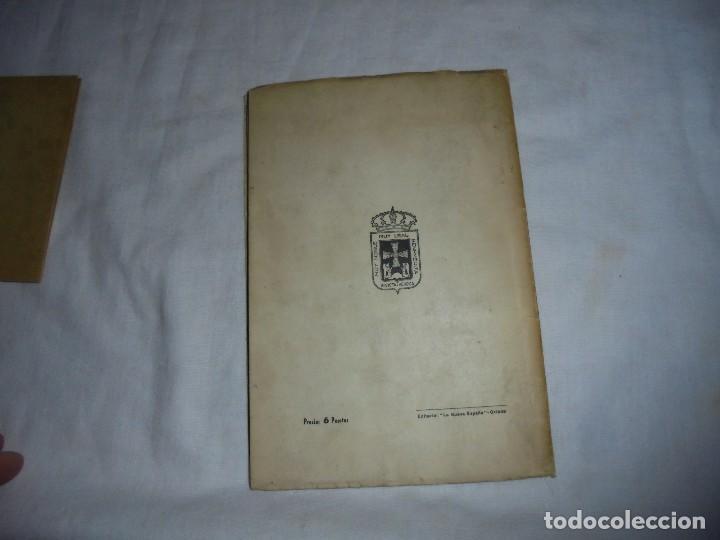 Folletos de turismo: GUIA TURISTICA DE OVIEDO 1950.CONTIENE MAPA - Foto 8 - 120557323