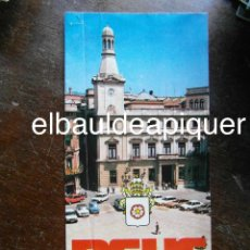 Folletos de turismo: FOLLETO DE TURISMO 1985. REUS. Lote 120712619