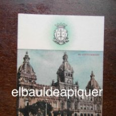 Brochures de tourisme: FOLLETO DE TURISMO 1958. LA CORUÑA. Lote 120742615