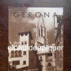 Brochures de tourisme: FOLLETO DE TURISMO AÑOS 60. GERONA. GIRONA. Lote 120743087