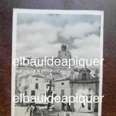Brochures de tourisme: FOLLETO DE TURISMO AÑOS 60. ANTEQUERA. Lote 120749843